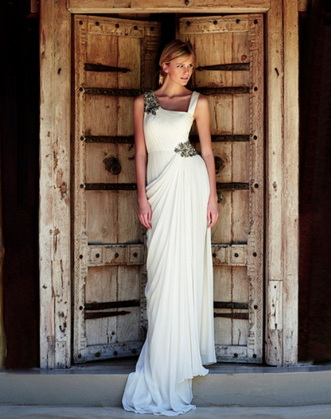 Wedding Gowns To Feel A Goddess By Amanda Wakeley - Weddingomania