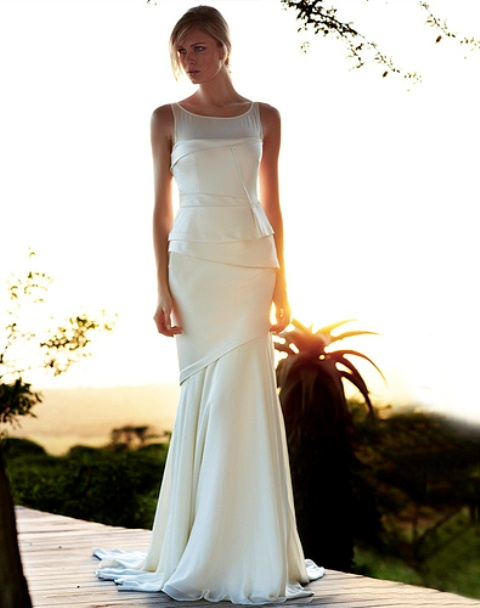 Wedding Gowns To Feel A Goddess By Amanda Wakeley
