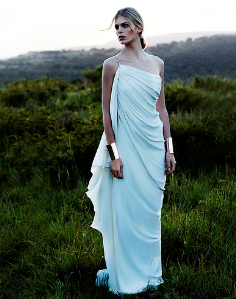 Wedding Gowns To Feel A Goddess By Amanda Wakeley - Weddingomania