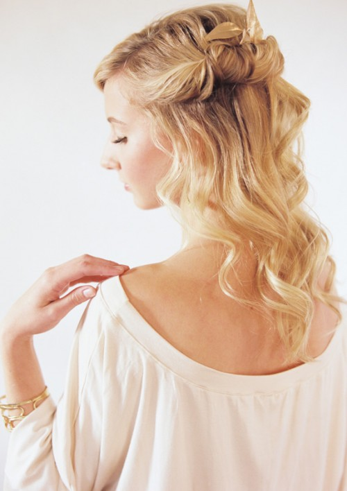20 Wedding Hair Tutorials That We Love