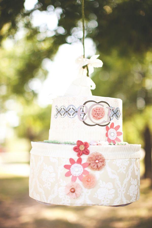 Wedding Pinata Guest Book