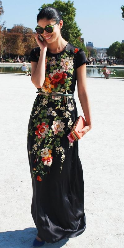 What To Wear To A Fall Wedding: 29 Perfect Fall Guests' Outfits
