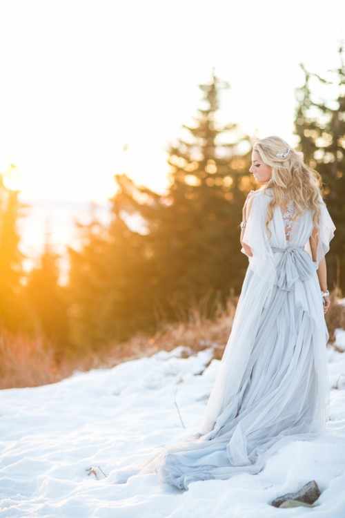 Whimsy And Romantic Cinderella Bridal Shoot