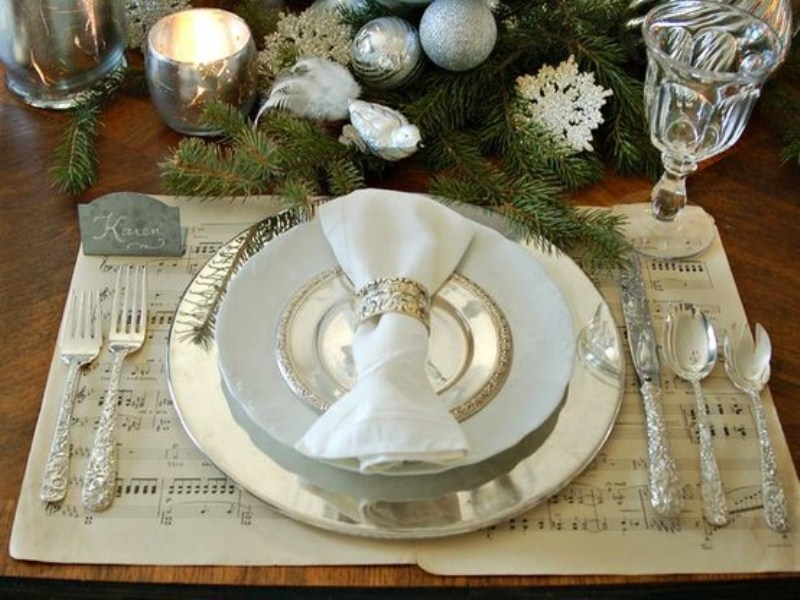 Wedding Table Setting Ideas pink and white diy wedding table decoration image credit beweddingideas wedding table setting ideas Winter Wedding Table Decor Ideas
