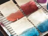 Wonderful Dip Dyed Treat Or Favor Bags