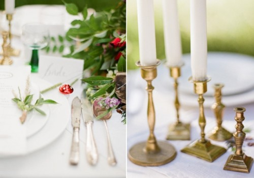 Woodland Hansel And Gretel Wedding Inspiration