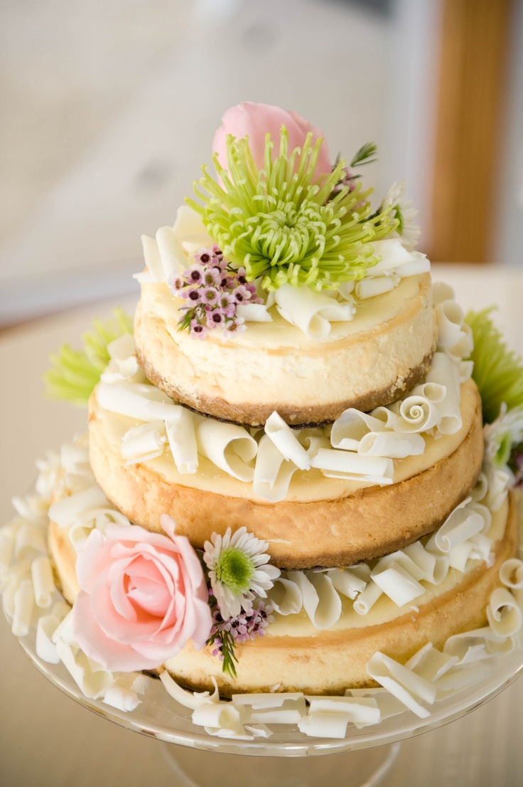cheesecake wedding cake recipe picture of and trendy cheesecake wedding cakes 8 12564