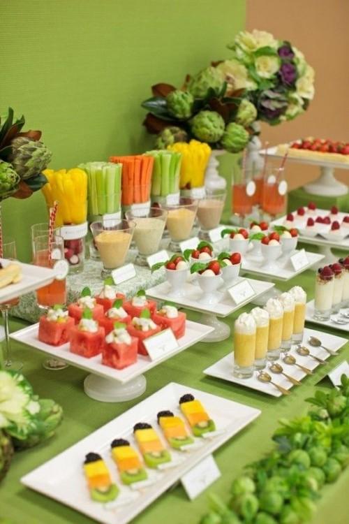 33 Yummy Spring Wedding Appetizers Youll LikeWeddingomania